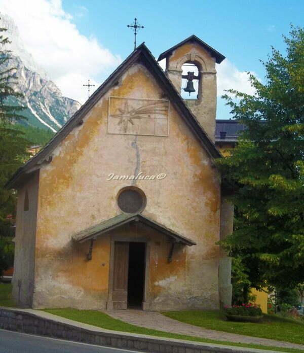 Cortina D'Ampezzo - Chiesa di San Francesco