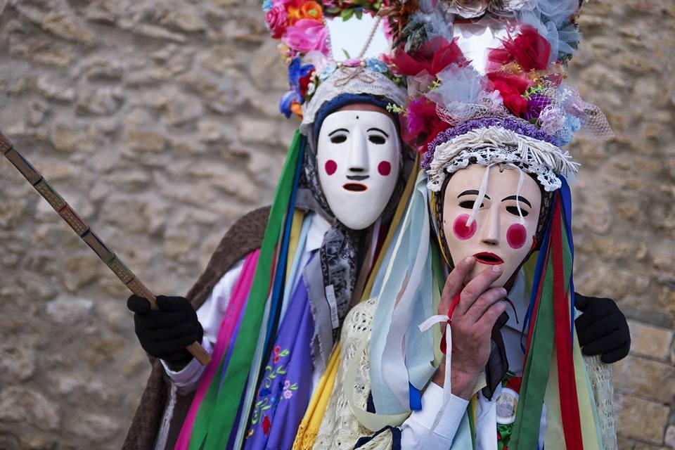 Carnevale in Calabria Alessandria del Carretto