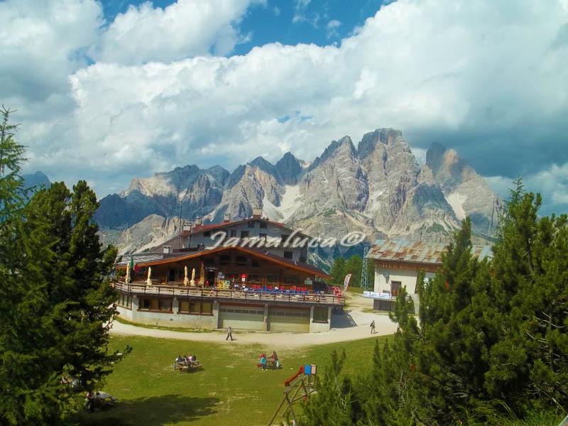 Cortina D'Ampezzo - Rifugio Faloria