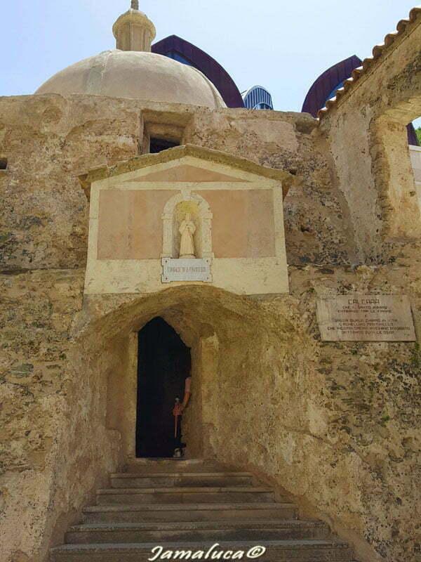 Santuario San Francesco da Paola fornace