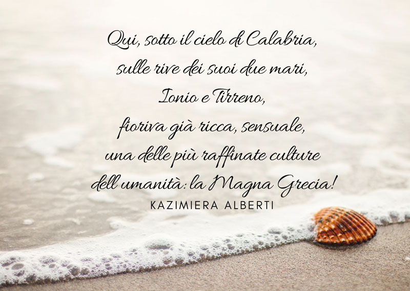 Frasi e citazioni sulla Calabria