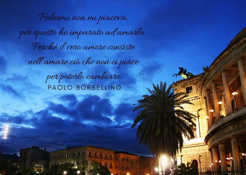 Frasi e citazioni su Palermo