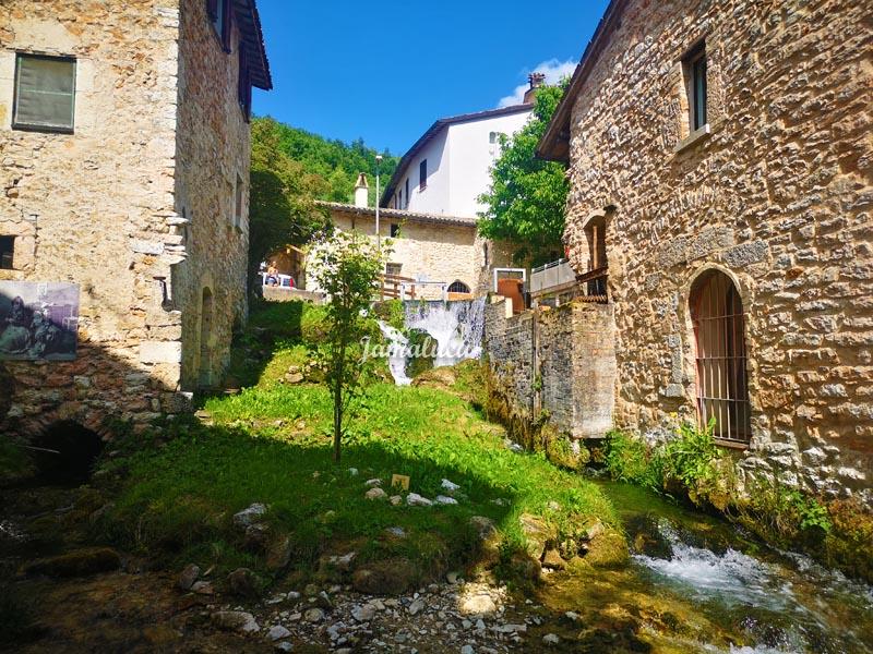 Cosa vedere in Umbria - Rasiglia
