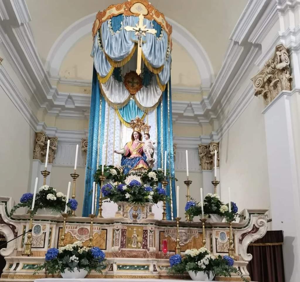 Festa Madonna della Neve Tiriolo Calabria
