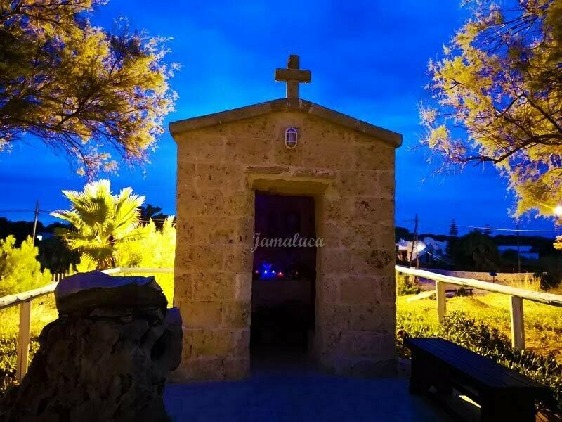 Madonna dell'Altomare Campomarino di Maruggio