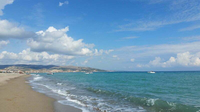 Marina di Strongoli Costa dei Saraceni