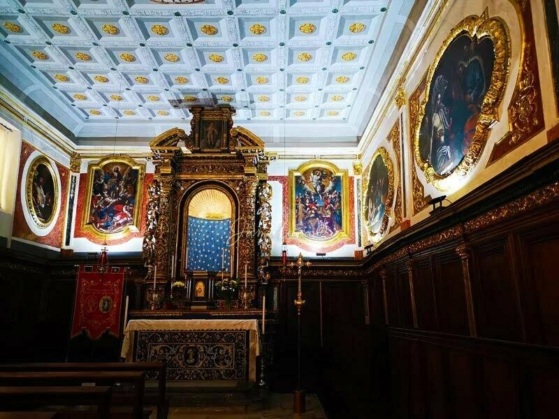 Oratorio Chiesa Santa Barbara Taverna