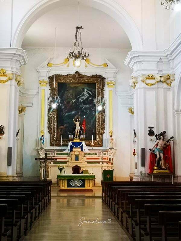 Chiesa di Santa Barbara Taverna
