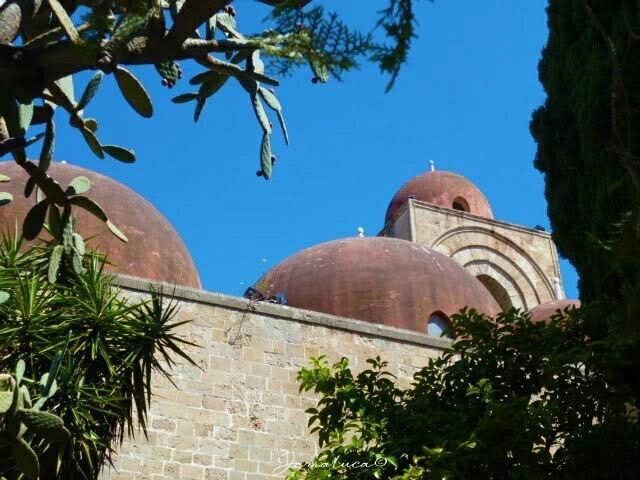 Chiesa di San Giovanni degli Eremiti Palermo