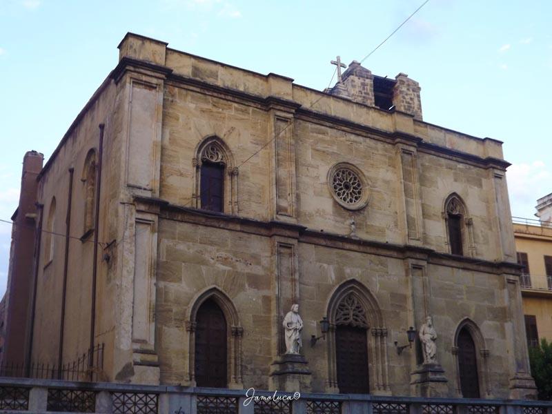 Chiesa di Sant'Antonio Abate Palermo Loggia