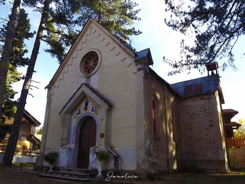 Silvana Mansio Chiesa di S Alessandro