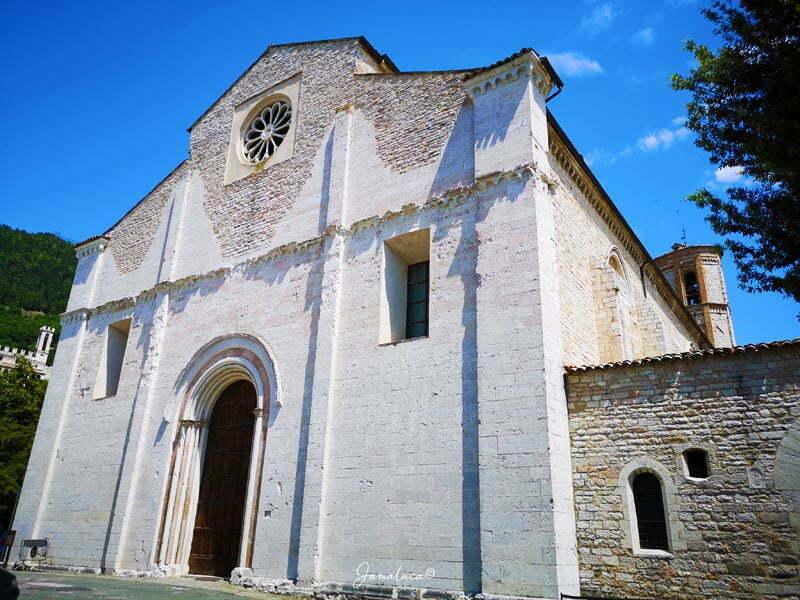 Chiesa di San Francesco Gubbio