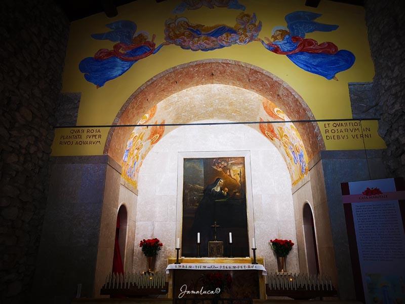 Casa maritale Santa Rita Roccaporena