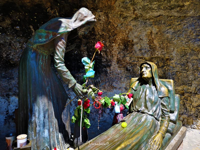Orto del miracolo Santa Rita Roccaporena