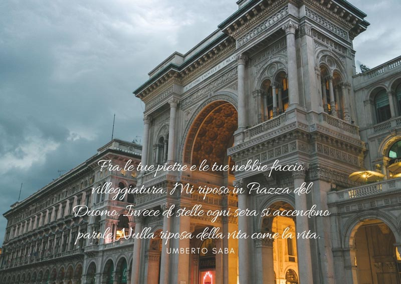 Frasi e citazioni Milano