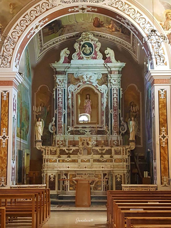 Placanica Chiesa Matrice San Basilio Magno