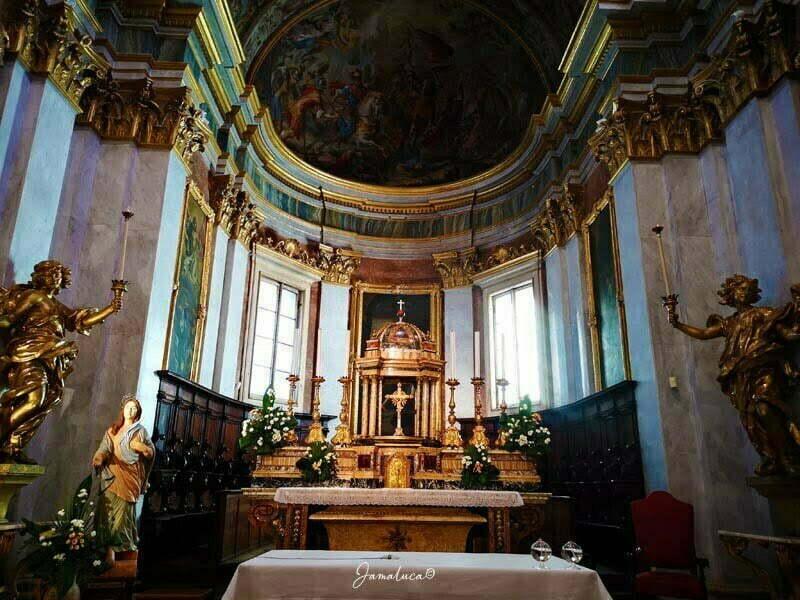 Cattedrale di San Rufino - Cripta del Santissimo Sacramento