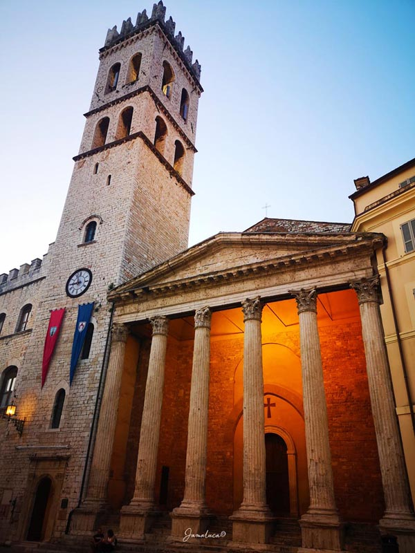 Tempio di Minerva Assisi