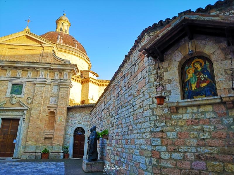 Cosa vedere ad Assisi Chiesa Nuova