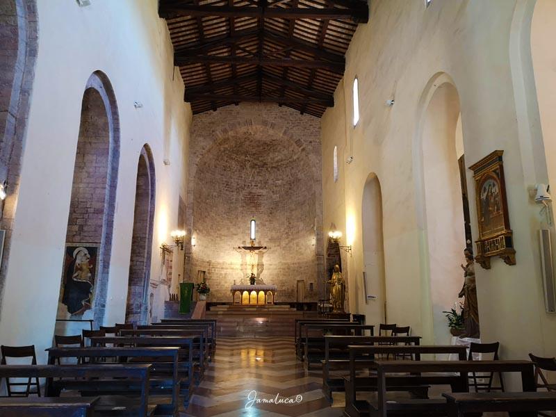 Santuario della Spogliazione Assisi