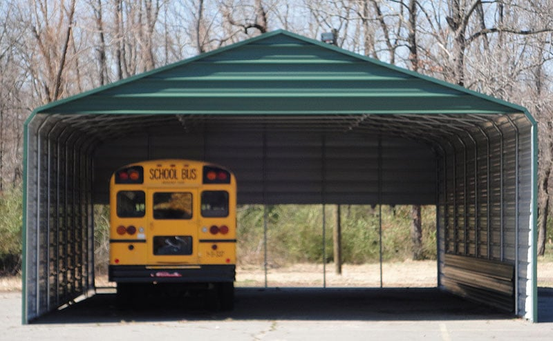 30 X 40 Carport Jamar Carports Amp Portable Buildings