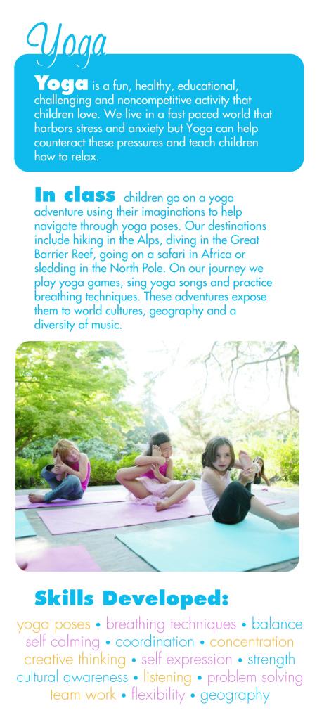 Yoga Classes | JAMAaROO Kids