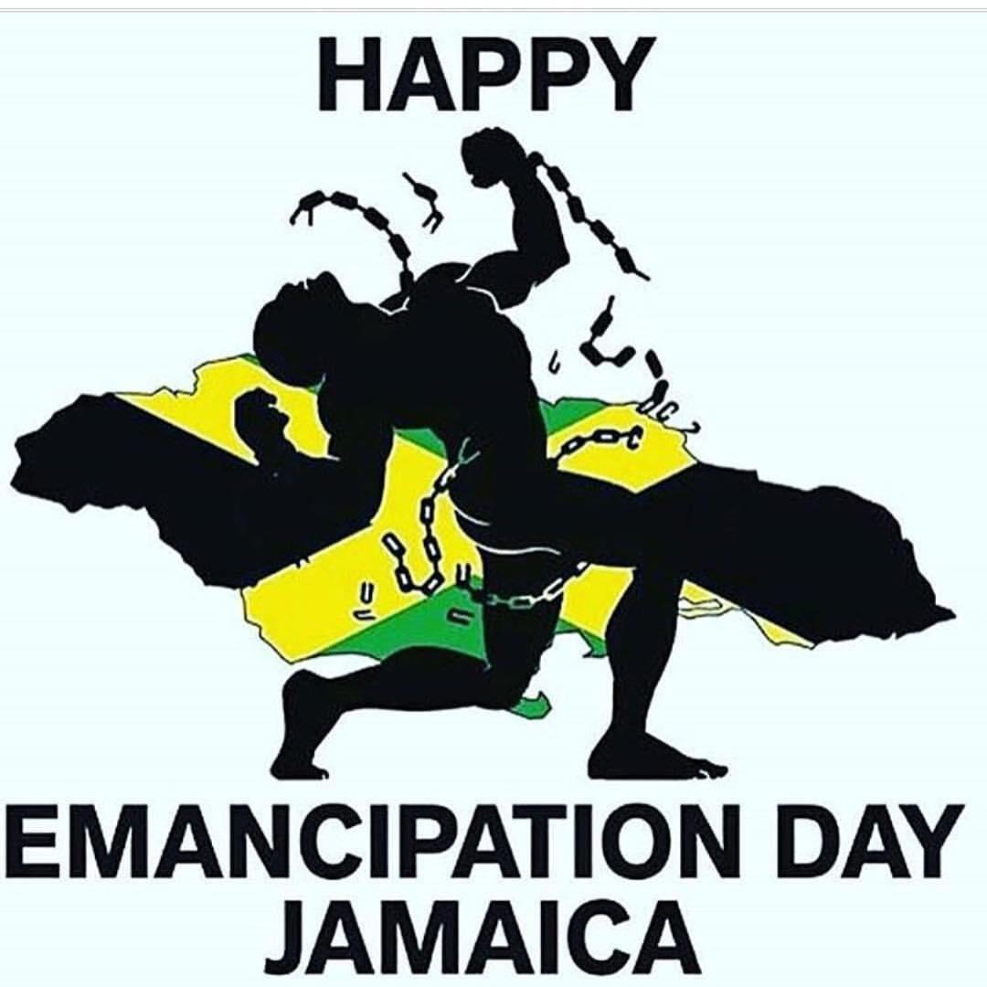 Happy Emancipation Day Jamaica