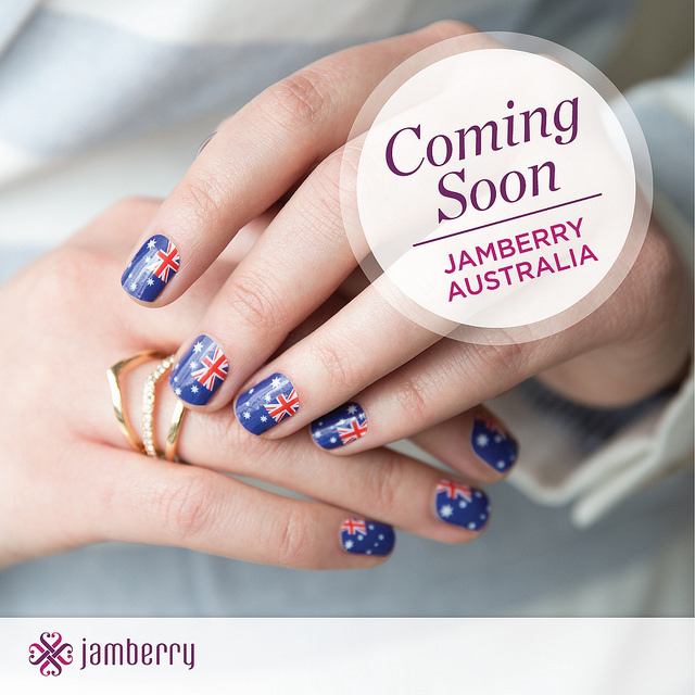 Jamberry Australia and New Zealand Launch