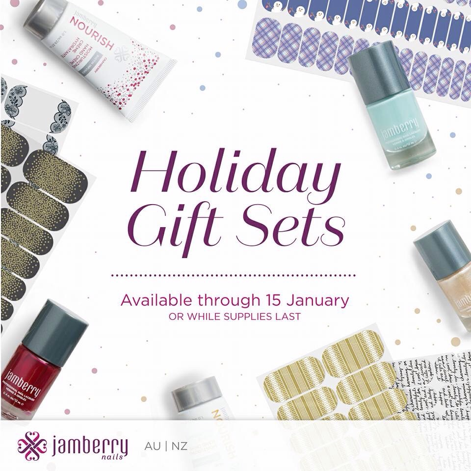 Jamberry Christmas Gift Sets