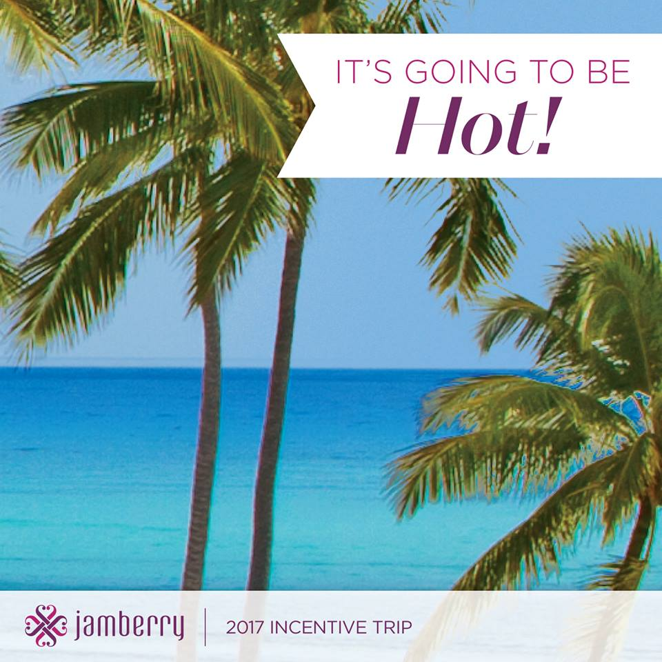 2017 Jamberry Incentive Trip