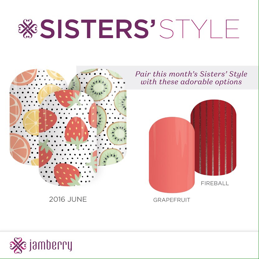 June 2016 Host Exclusive & Sister's Style
