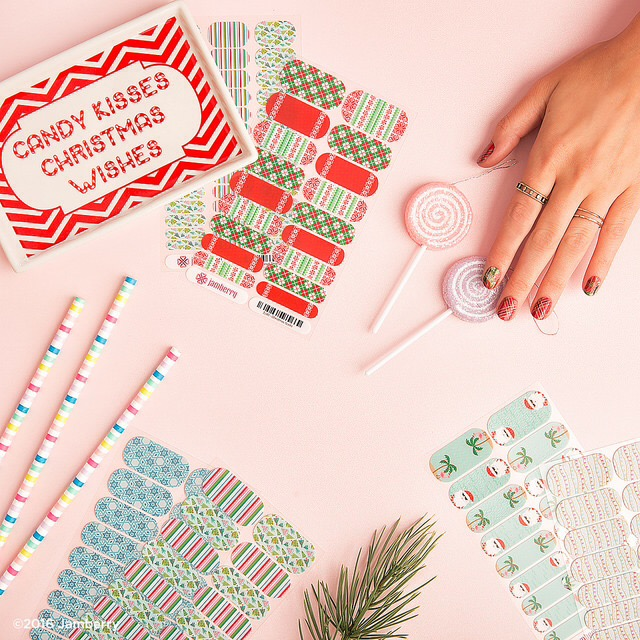 2016 Jamberry Christmas Wraps