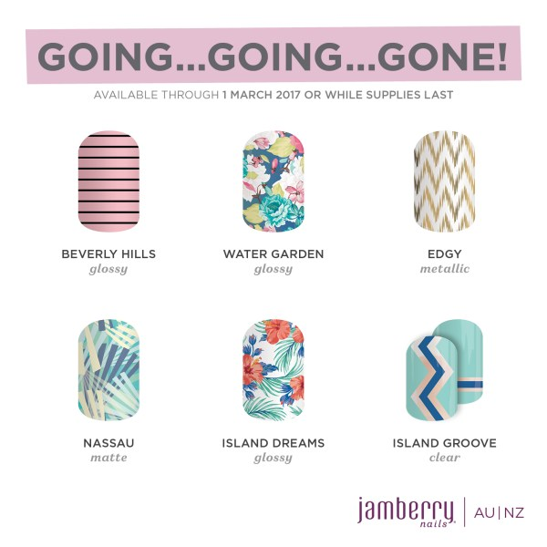 going going gone feb 2017 jamberry