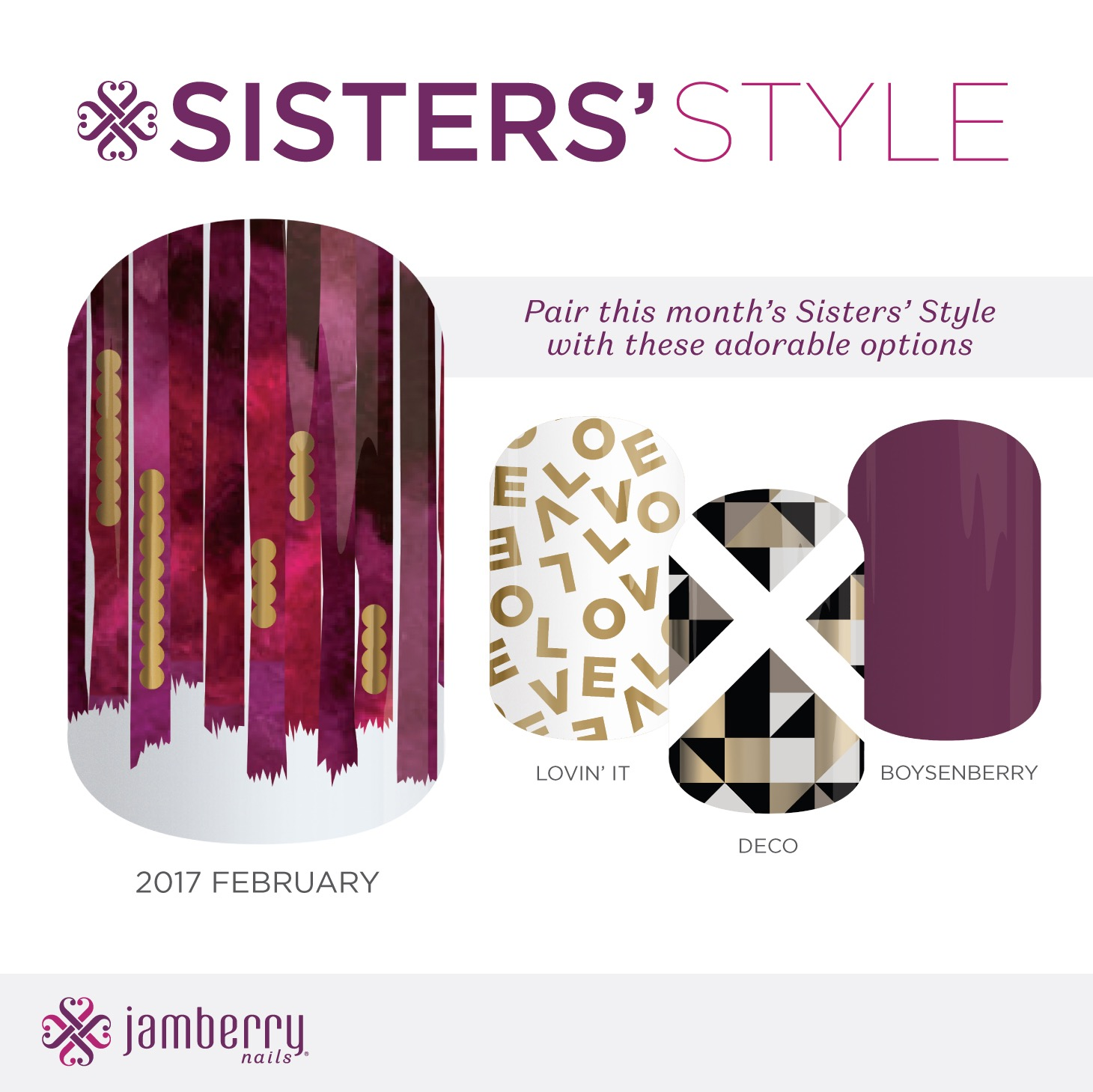 February 2017 Sisters' Style & Host Exclusives