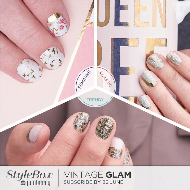 Vintage Glam Stylebox – Order by 25 June