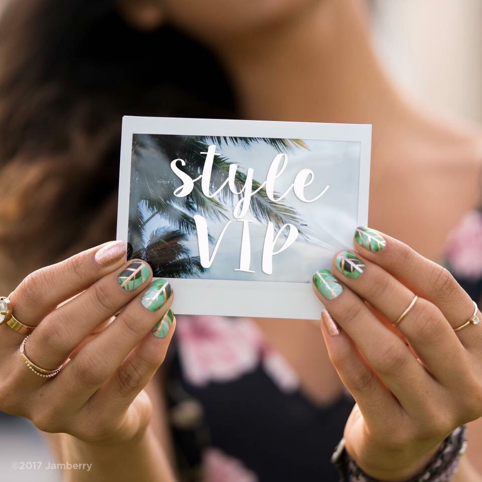Become a Jamberry Style VIP Today & Save