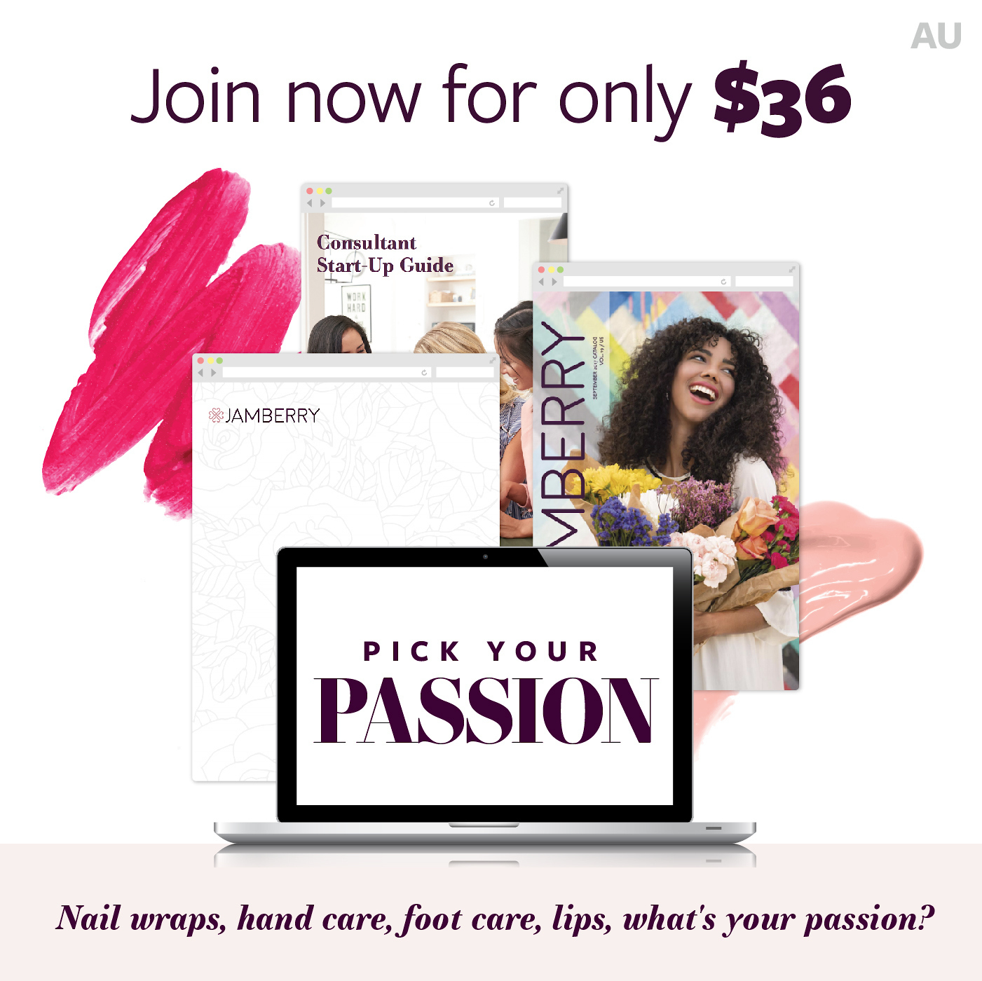 DEAL ALERT – Join Jamberry For $36 in November