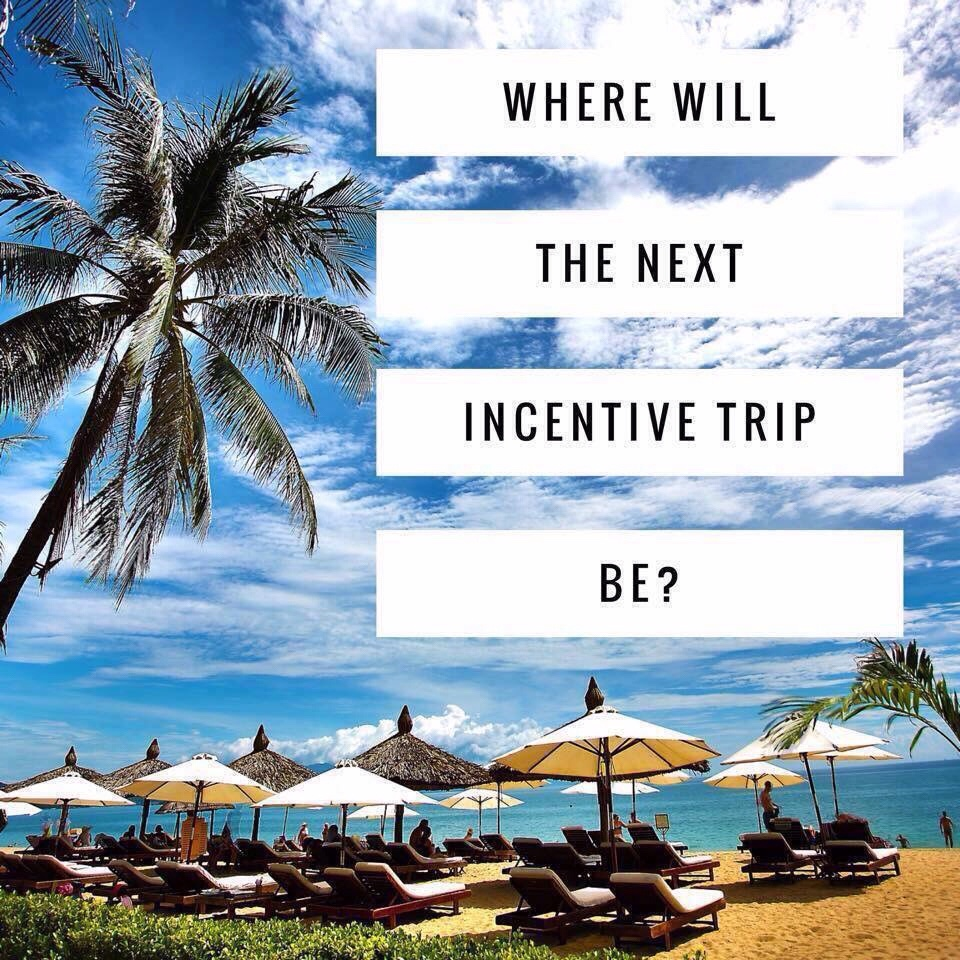 2019 Jamberry Incentive Trip Announcement