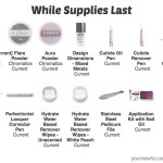 November discontinuing Jamberry Products