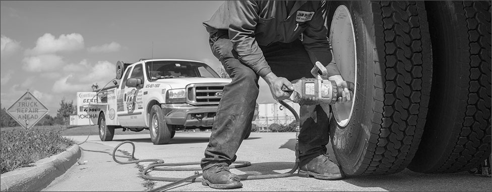 Emergency Roadside Truck Tire Amp Trailer Repair Semi