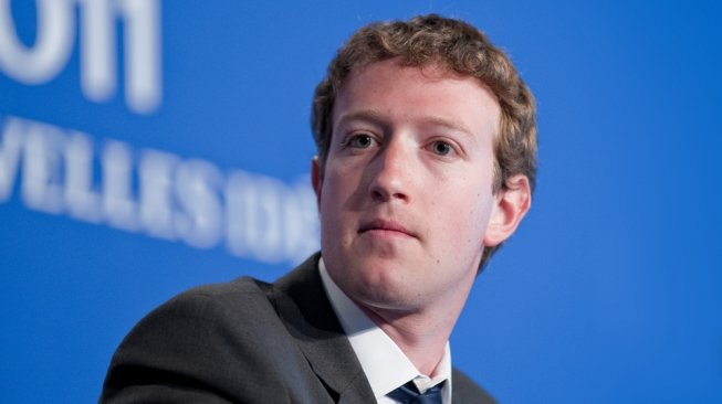 Mark Zuckerberg, co-founder dan CEO Facebook. (Ist)