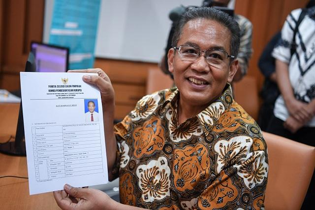Mantan Kepala BNN, Anang Iskandar. (Ist)