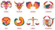 Ilustrasi zodiak, horoskop, astrologi. (Shutterstock)