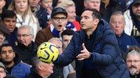Pelatih Chelsea, Frank Lampard. [Ben STANSALL / AFP]