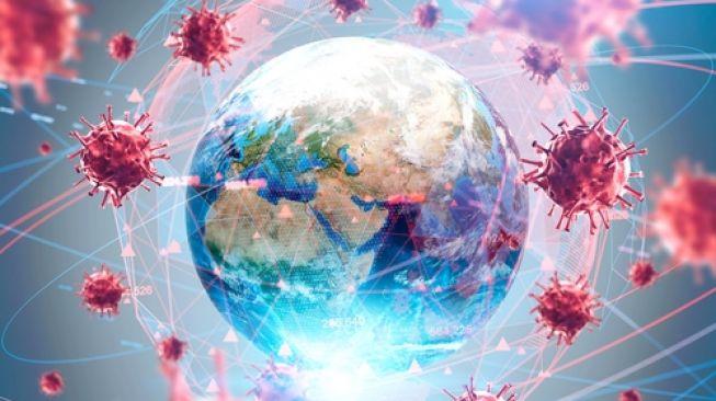 Wabah virus corona (coronavirus) Covid-19. (Shutterstock)