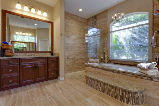The Oasis – Bathroom Remodel