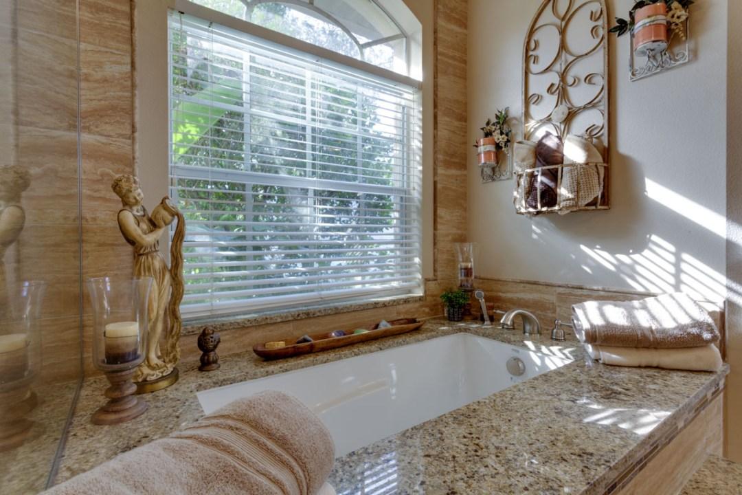 spa style bathroom remodel