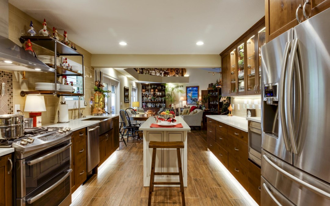 Making Better Use of Your Space Through Home Remodeling
