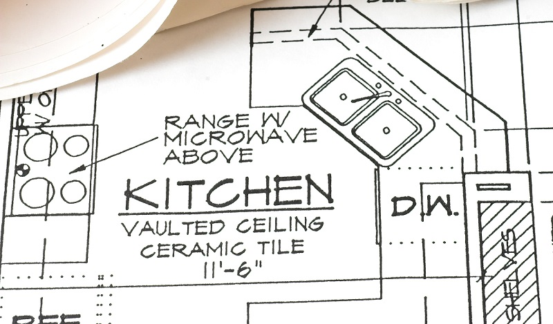 The Three W's for an Efficient Kitchen Layout
