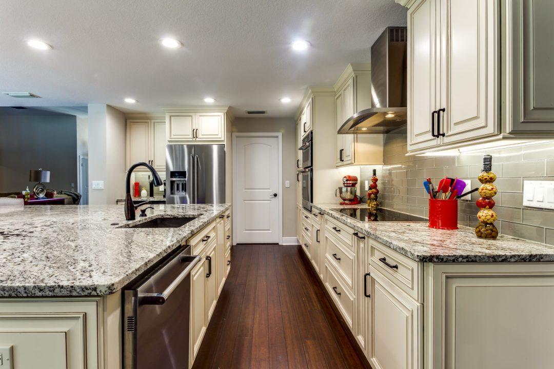 Kitchen Remodel - Weatherstone - Safety Harbor5